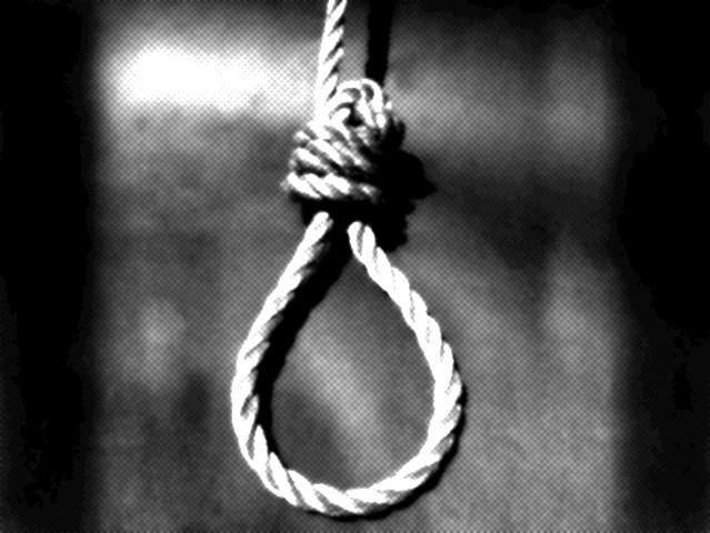 Ophanging meest gekozen vorm zelfdoding